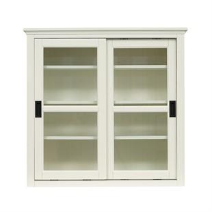 Stow Warm White NEW Sliding Door Dresser Top