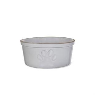 Paw Print Pet Bowl - Small