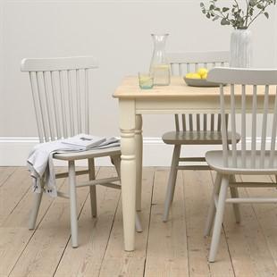 Farmhouse Cotswold Cream 122cm Table