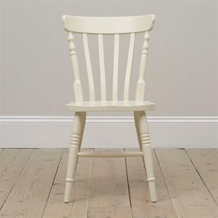 Farmhouse Cotswold Cream Kitchen Chair