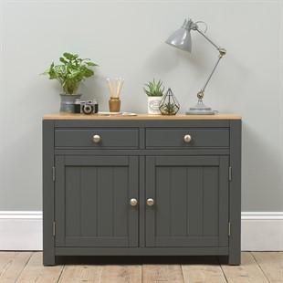 Chalford Dark Grey Cupboard