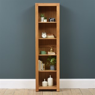Chalford Oak Large Bookcase