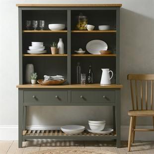 Kingscote Forest Green Dresser