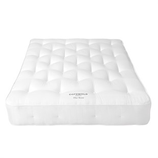 The Stow Double Mattress - 1000 Pocket Spring (Medium Tension)