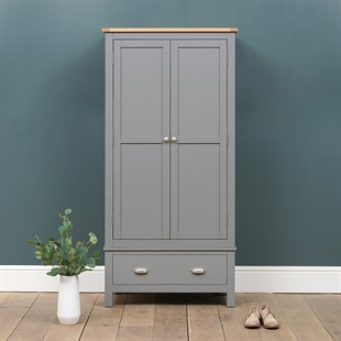 Simply Cotswold Storm Grey NEW Gents Wardrobe
