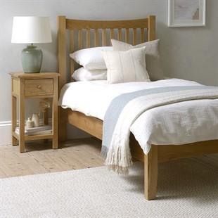 Appleby Oak 3ft Single Bed