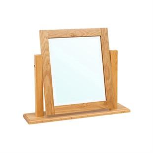 Appleby Oak Dressing Table Mirror