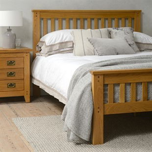 """Oakland 4ft 6"""" Double Bed"""