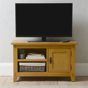 """Oakland TV Unit with 1 Door - up to 45"""""""