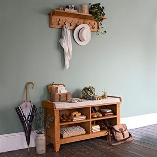 Oak Solid Oak Pine Amp Painted Shoe Storage Amp Storage