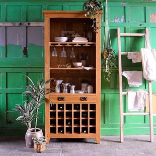 Oak Wine Racks Amp Cabinets The Cotswold Company