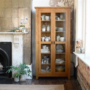 Oakland Glass Display Cabinet