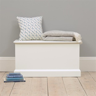 Painted Beautiful Blanket Boxes The Cotswold Company