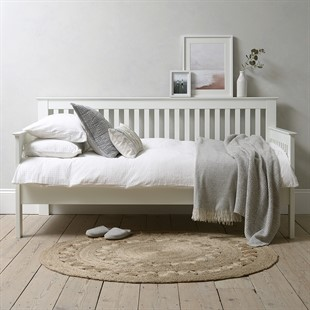 Burford Soft White Day Bed