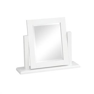 Burford Warm White Dressing Table Mirror