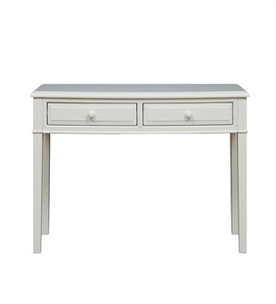 Burford Soft White NEW Console Dressing Table