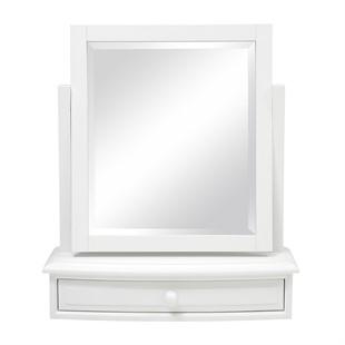 Burford Soft White NEW Dressing Table Mirror