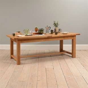 Oakland 220-265-310cm Ext. Dining Table