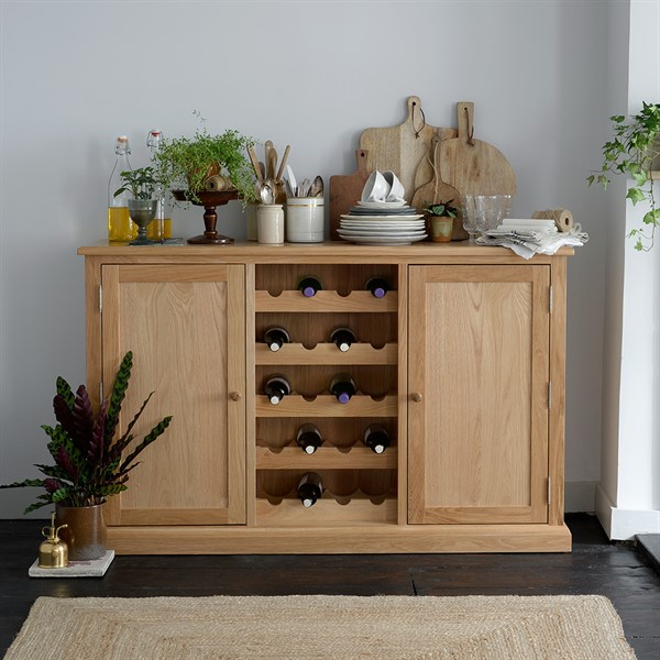 Wine Racks Cabinets The Cotswold Company