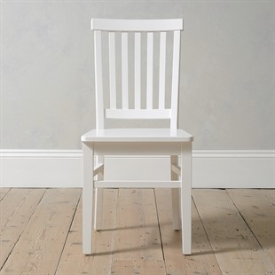 Ellwood Pure White Dining Chair