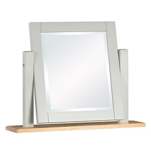 Chester Dove Grey Dressing Table Mirror