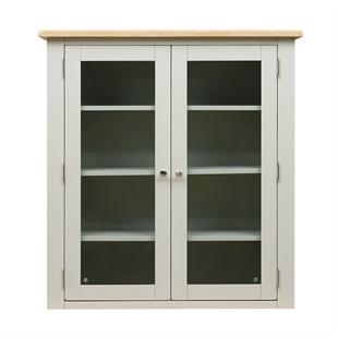 Chester Dove Grey Small Dresser Top