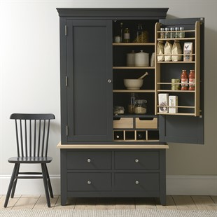 Chester Charcoal NEW Larder