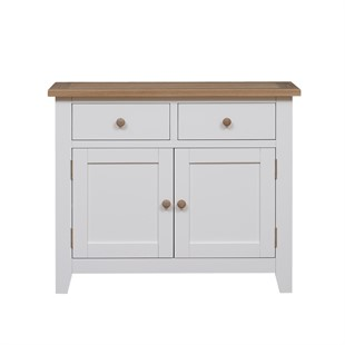 Chester Pure White 2 Door Sideboard