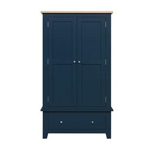 Chester Midnight Blue Gents Wardrobe