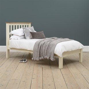 Simply Cotswold Cream 3ft Single Bed