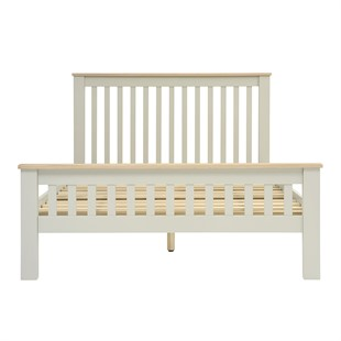 """Chester Stone 4ft 6"""" Double Bed"""