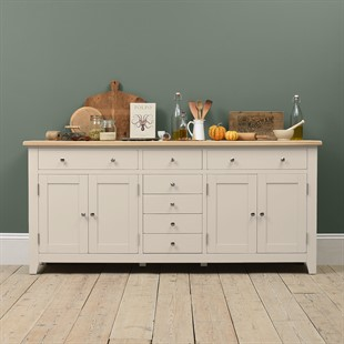 Chester Stone Grand Sideboard