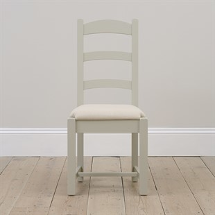 Chester Stone Ladderback Dining Chair