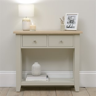 Chester Stone NEW Console Table