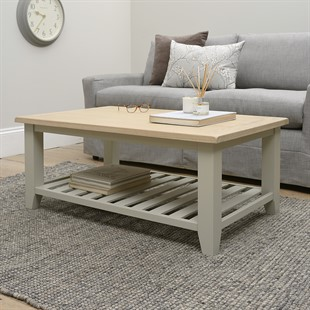 Chester Stone NEW Coffee Table