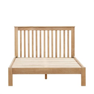 """Chester Oak NEW 4ft 6"""" Double Bed"""