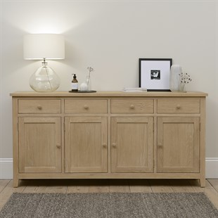 Chester Oak NEW Extra Large Sideboard