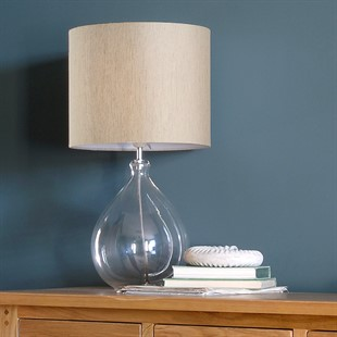 Halo Glass Table Lamp