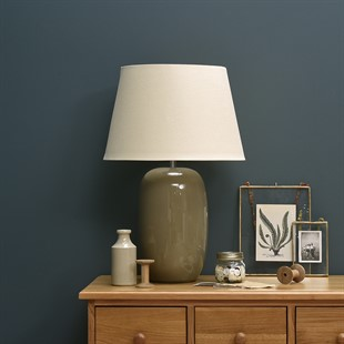 Kardal Stoneware Table Lamp The Cotswold Company