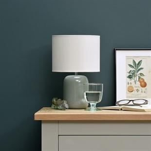 Taylor Table Lamp - Grey