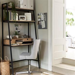 Moreton Metal and Oak NEW Ladder Desk