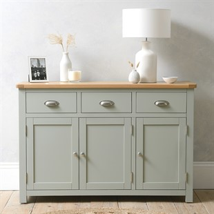 Sussex Sage Green NEW Large Sideboard