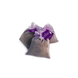 Cotswold Lavender organza lavender bag