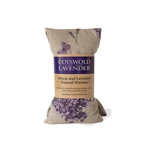 Cotswold Lavender heat wrap