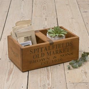Large Vintage Storage Box
