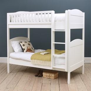 Littleton Warm White Bunk Bed