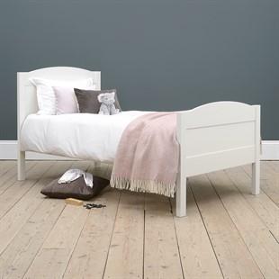 Littleton Warm White Children's 3ft Single Bed