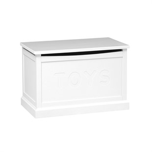 Littleton Warm White Toy Box