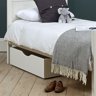 Littleton Warm White Under Bed Storage Drawer