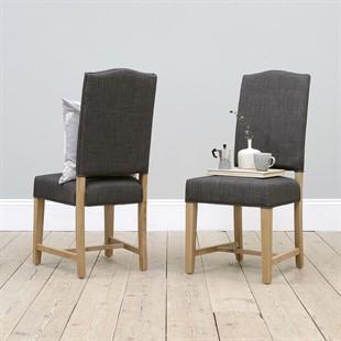 Allium Chair - Charcoal